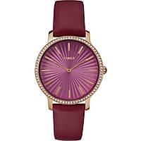 orologio solo tempo donna Timex Starlight TW2R51100