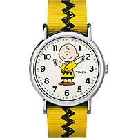 orologio solo tempo donna Timex Weekender Peanuts TW2R41100