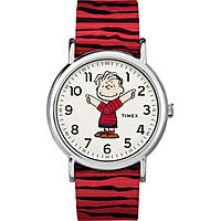 orologio solo tempo donna Timex Weekender Peanuts TW2R41200