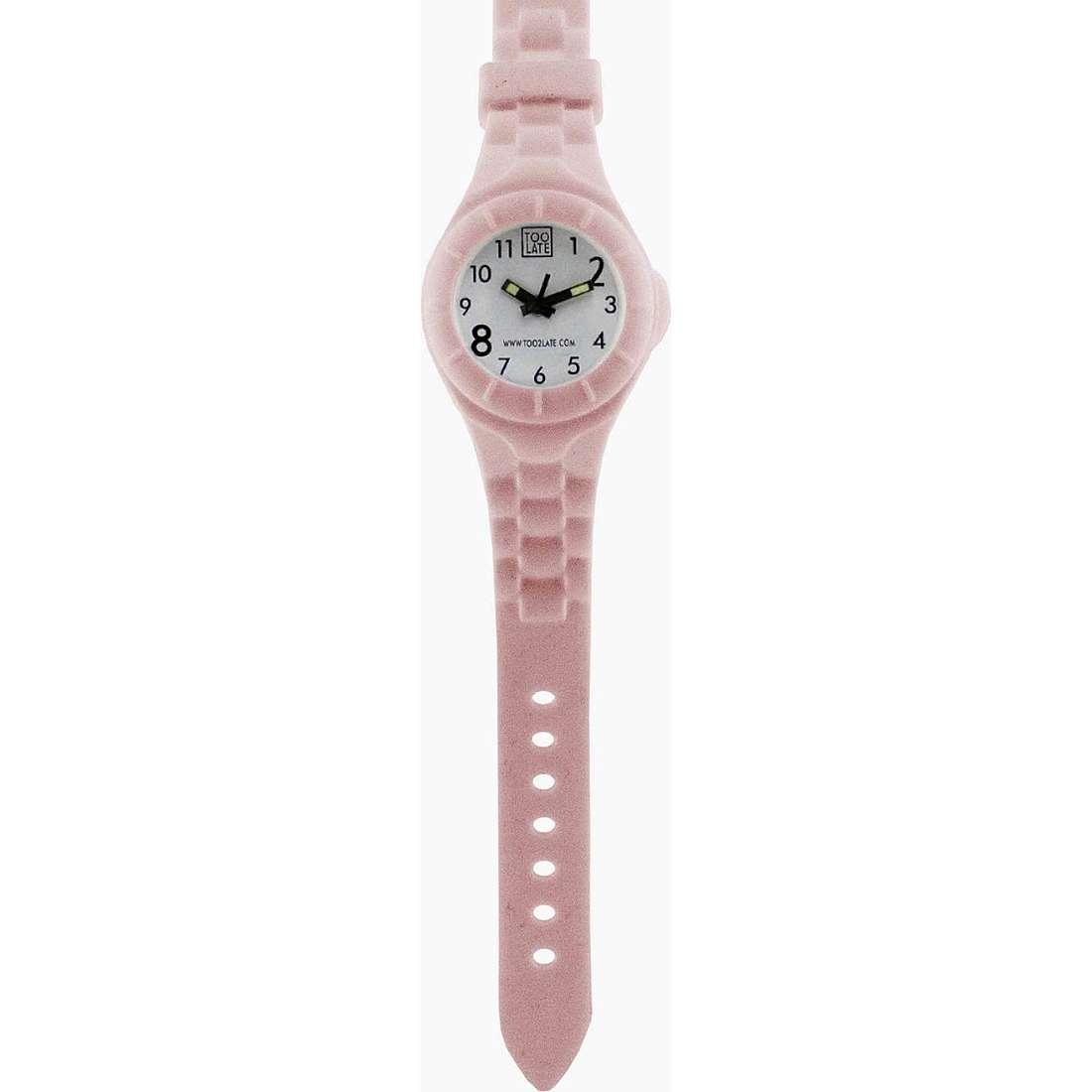 orologio solo tempo donna Too late Mash-up MS014B