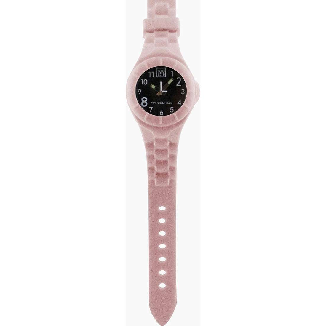 orologio solo tempo donna Too late Mash-up MS014N
