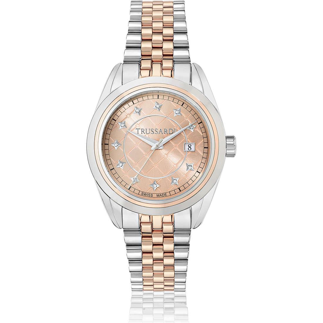 orologio solo tempo donna Trussardi Lady R2453103502