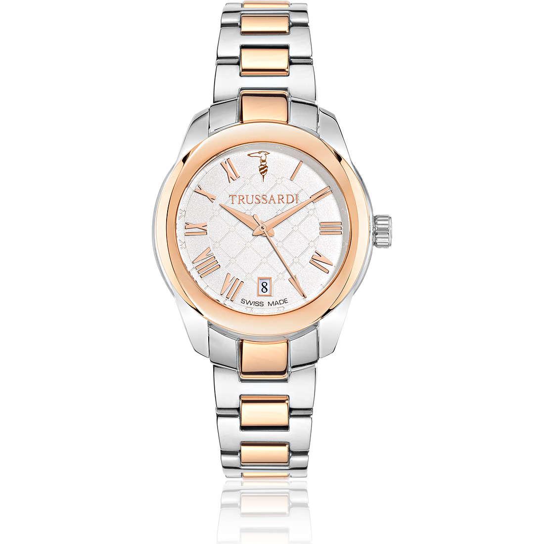 orologio solo tempo donna Trussardi T01 R2453100504