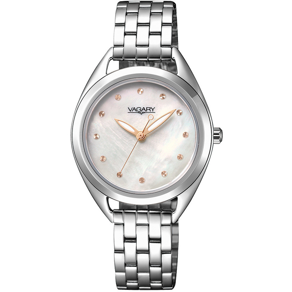 orologio solo tempo donna Vagary By Citizen Flair IK7-414-91