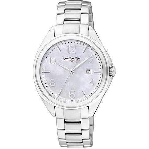 orologio solo tempo donna Vagary By Citizen IE7-313-21