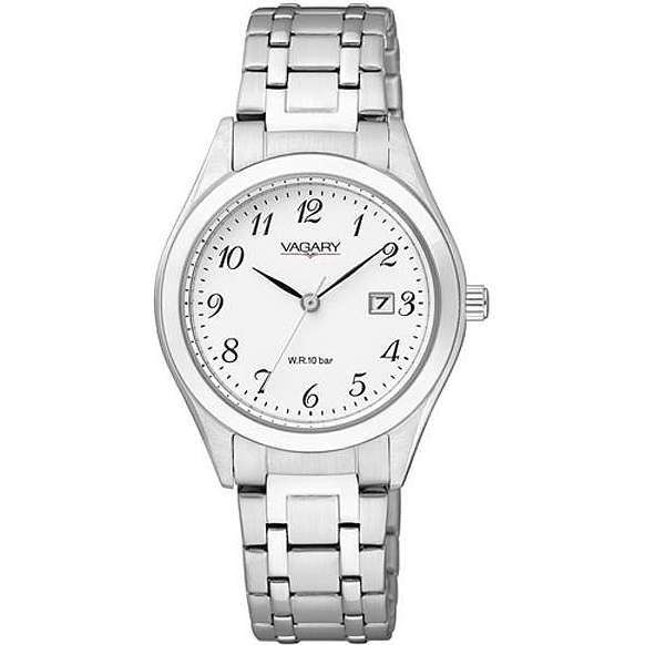 orologio solo tempo donna Vagary By Citizen IE7-615-11