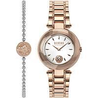 orologio solo tempo donna Versus Brick Lane VSP712218