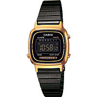 orologio solo tempo unisex Casio LA670WEGB-1BEF