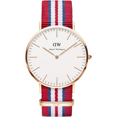 orologio solo tempo unisex Daniel Wellington Classic 0112DW