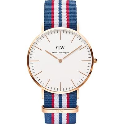 orologio solo tempo unisex Daniel Wellington Classic 0113DW