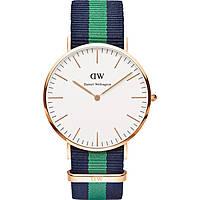 orologio solo tempo unisex Daniel Wellington Classic DW00100005