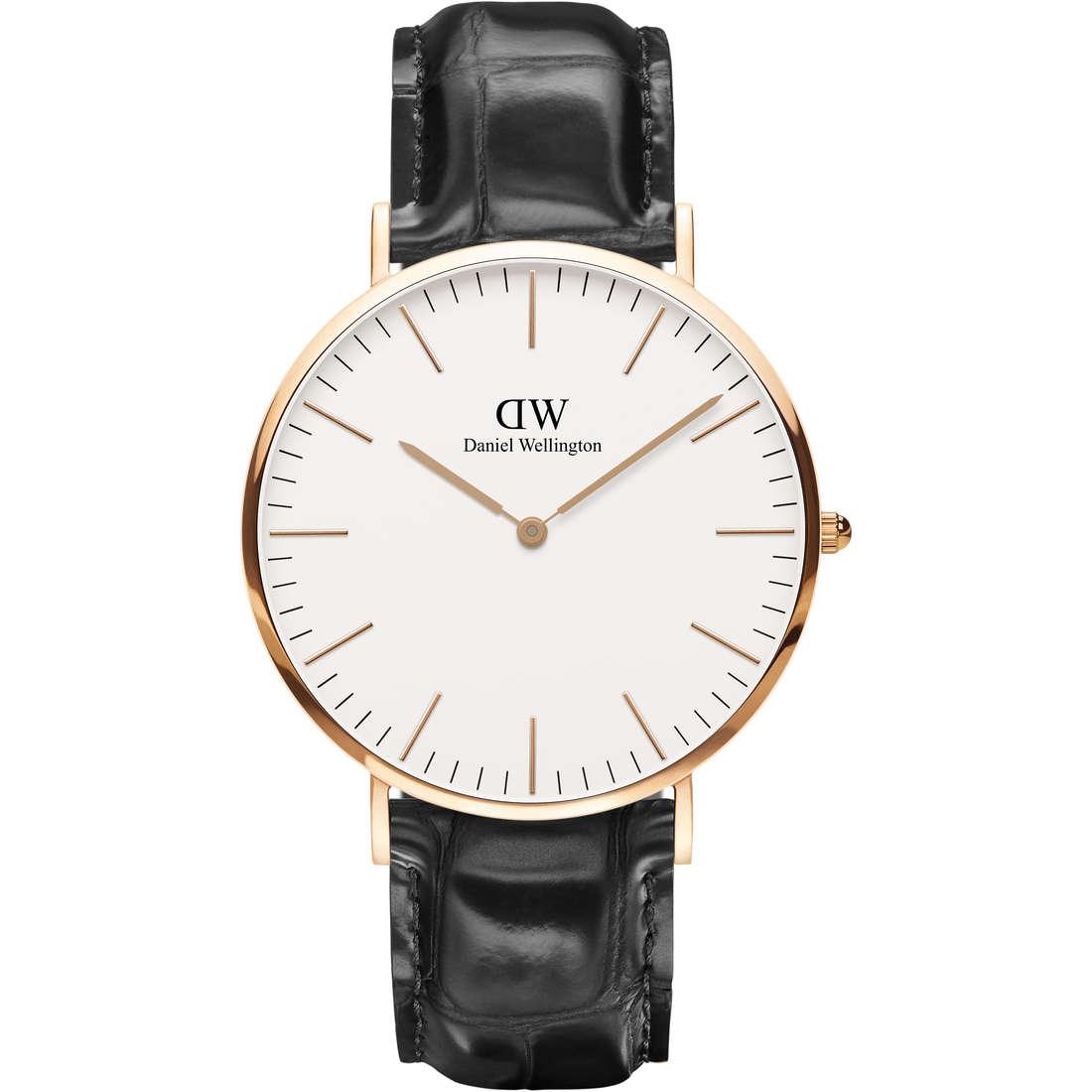 orologio solo tempo unisex Daniel Wellington Classic Reading DW00100014