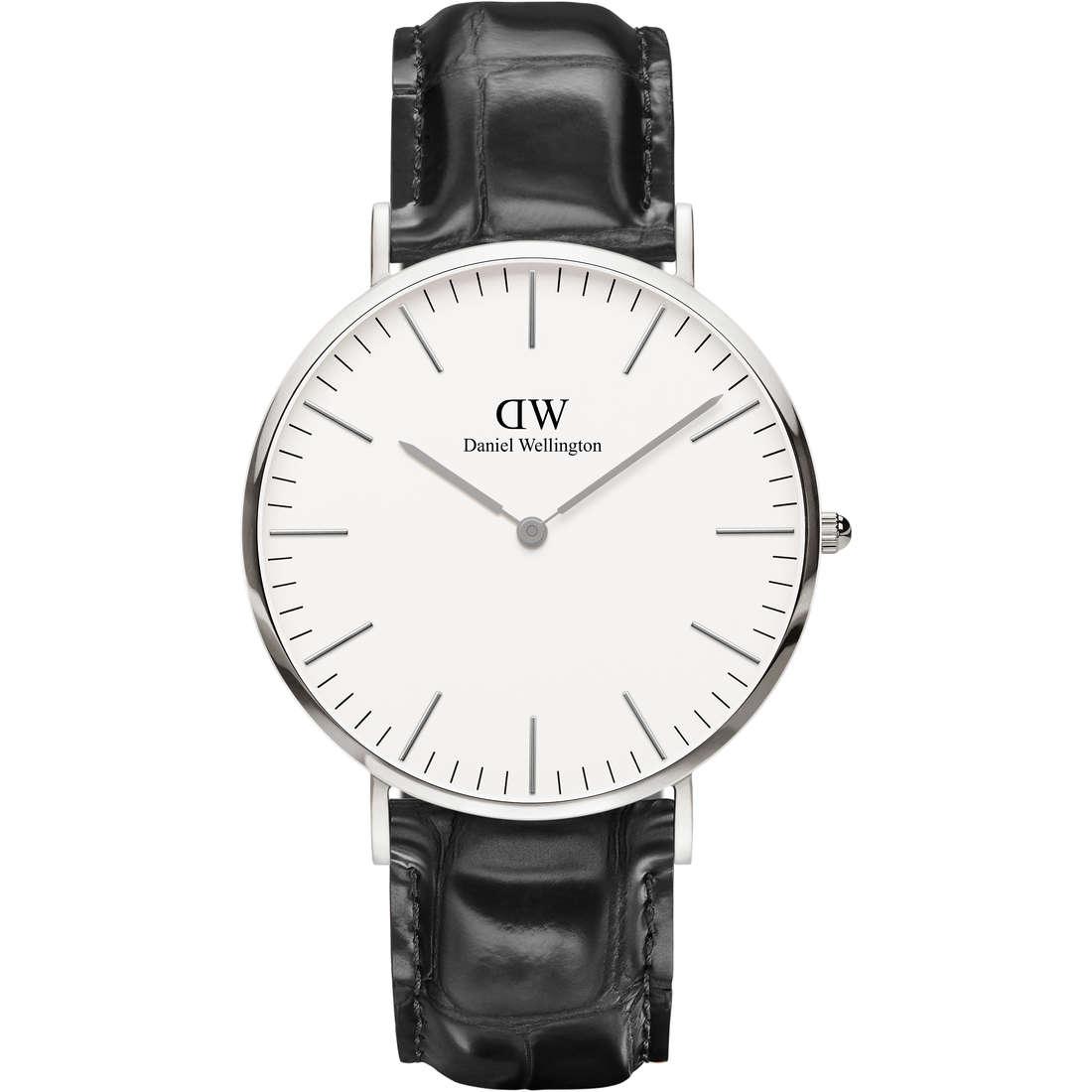 orologio solo tempo unisex Daniel Wellington Classic Reading DW00100028