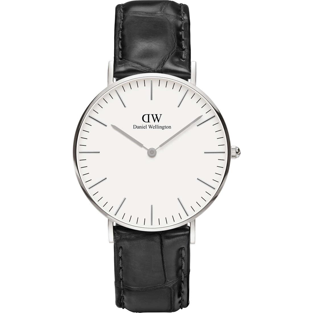 orologio solo tempo unisex Daniel Wellington Classic Reading DW00100058