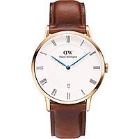 orologio solo tempo unisex Daniel Wellington Dapper DW00100083