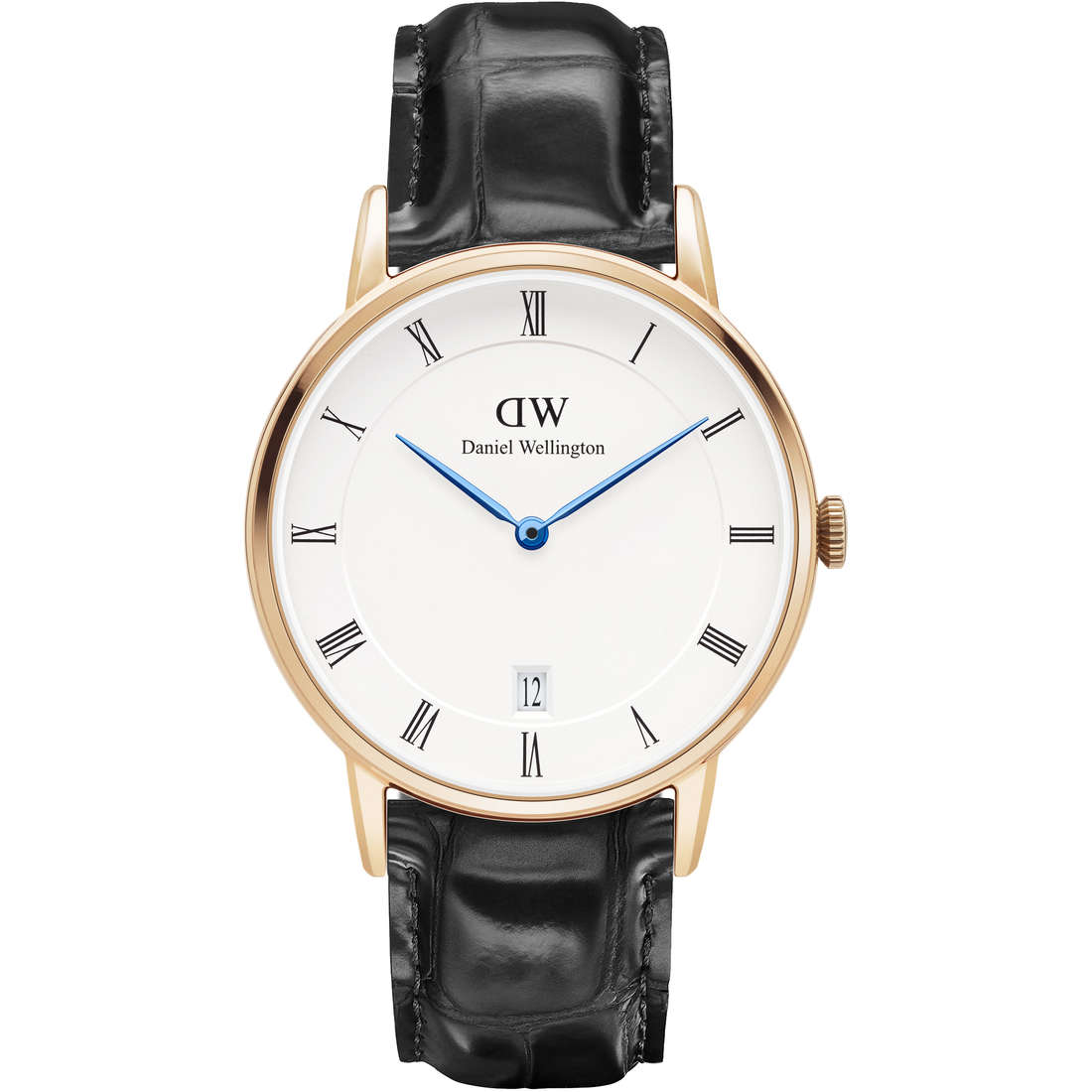 orologio solo tempo unisex Daniel Wellington Dapper Reading DW00100118