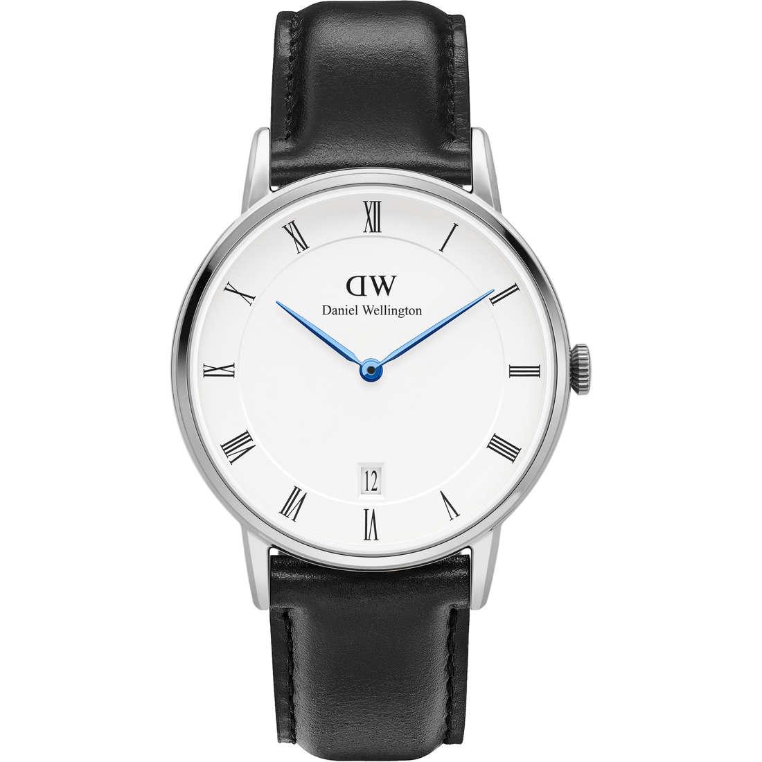 orologio solo tempo unisex Daniel Wellington Dapper Sheffield DW00100096