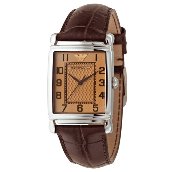 orologio solo tempo unisex Emporio Armani AR0403