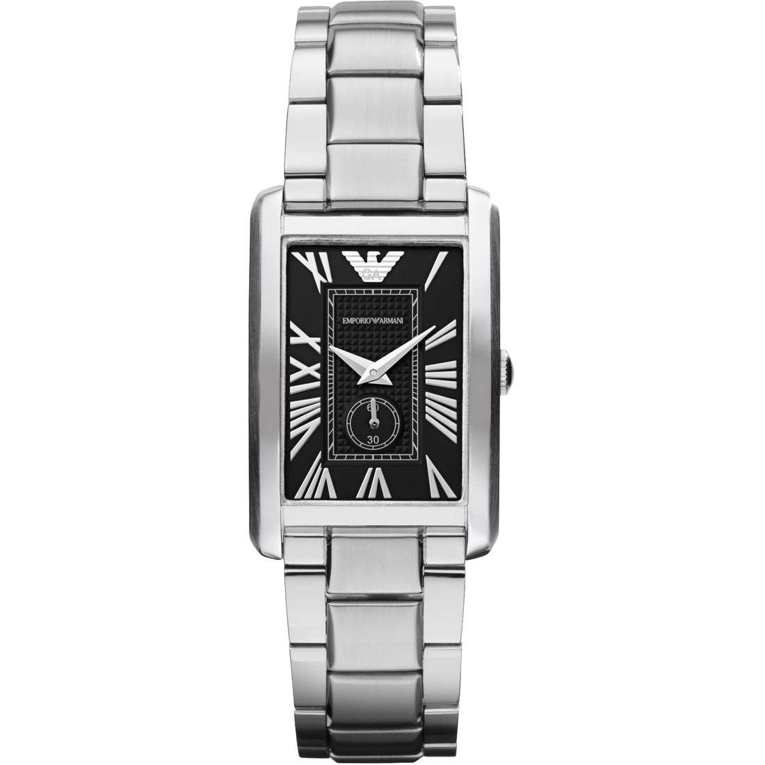 orologio solo tempo unisex Emporio Armani AR1638