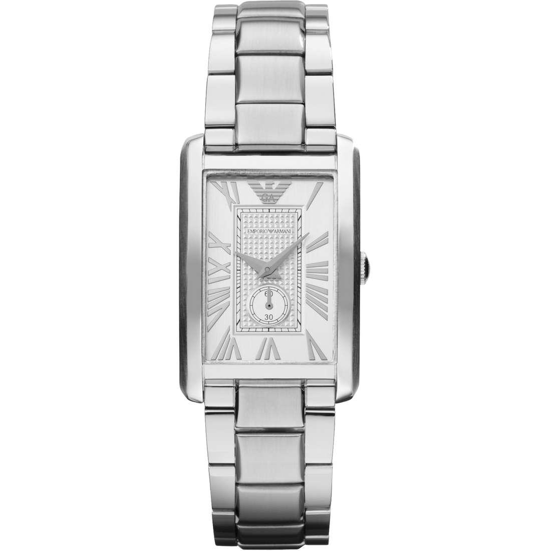 orologio solo tempo unisex Emporio Armani AR1639