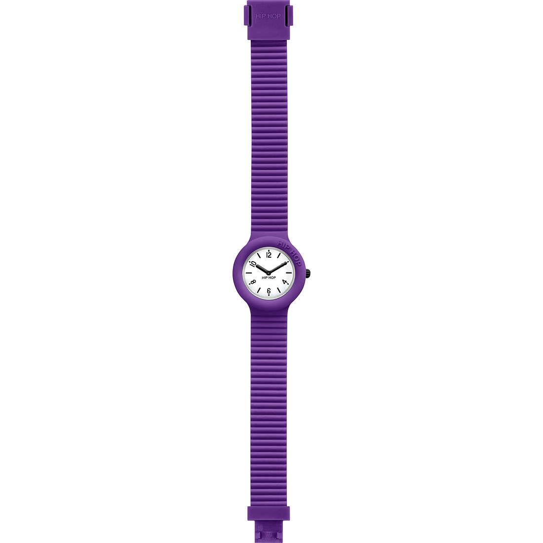 orologio solo tempo unisex Hip Hop Essential HWU0559