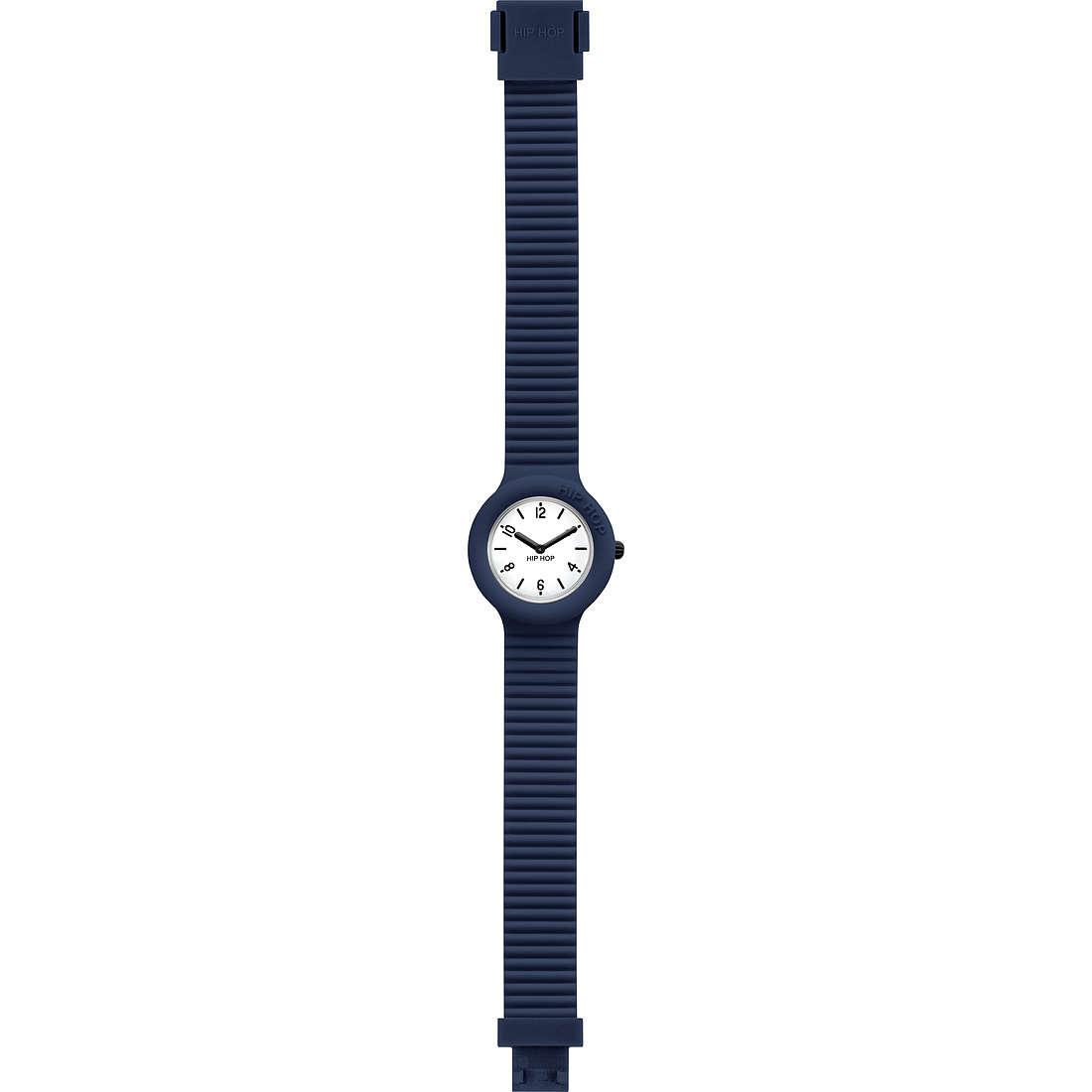 orologio solo tempo unisex Hip Hop Essential HWU0561
