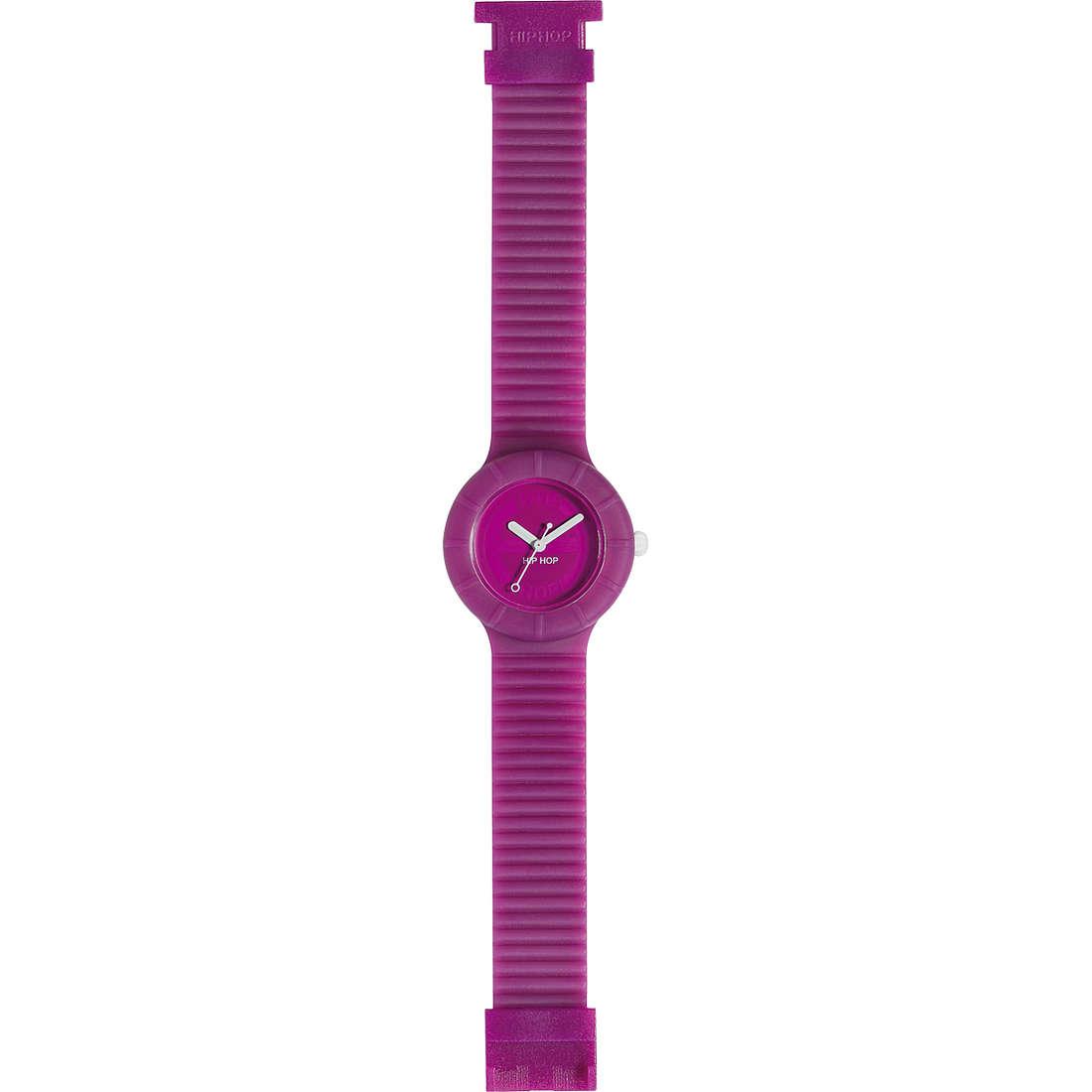 orologio solo tempo unisex Hip Hop HWU0059
