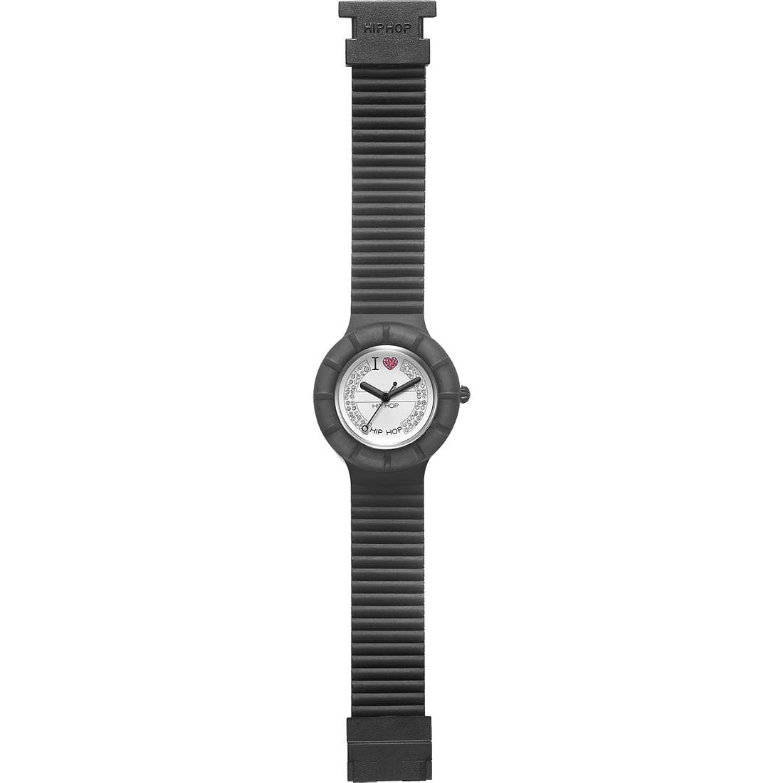 orologio solo tempo unisex Hip Hop HWU0080