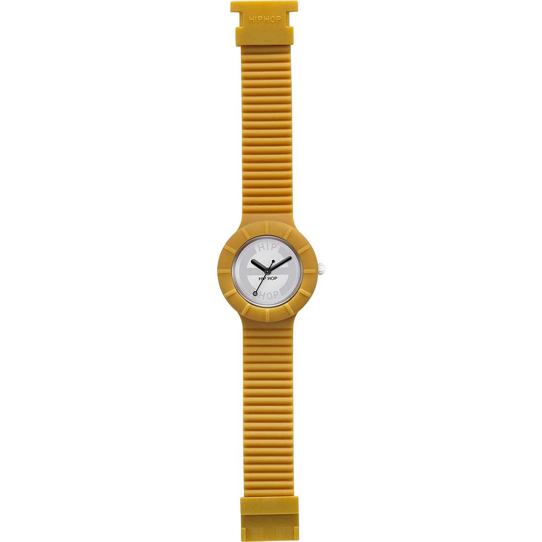 orologio solo tempo unisex Hip Hop HWU0090