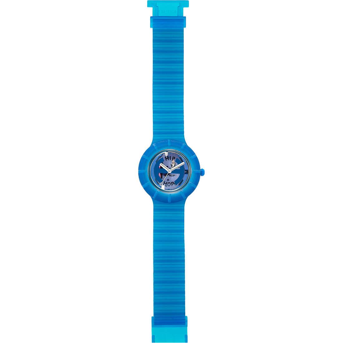orologio solo tempo unisex Hip Hop HWU0102