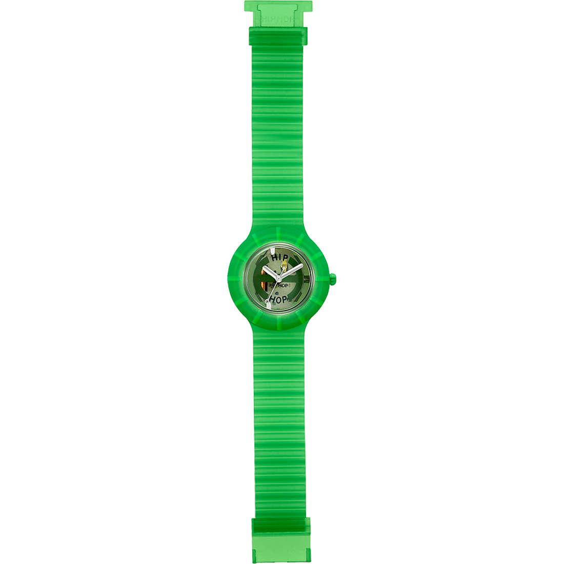 orologio solo tempo unisex Hip Hop HWU0103