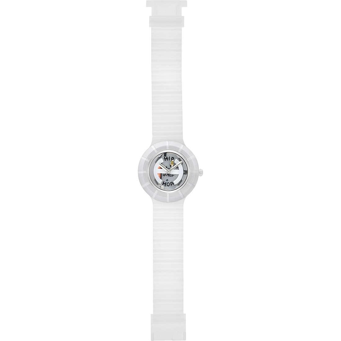 orologio solo tempo unisex Hip Hop HWU0104