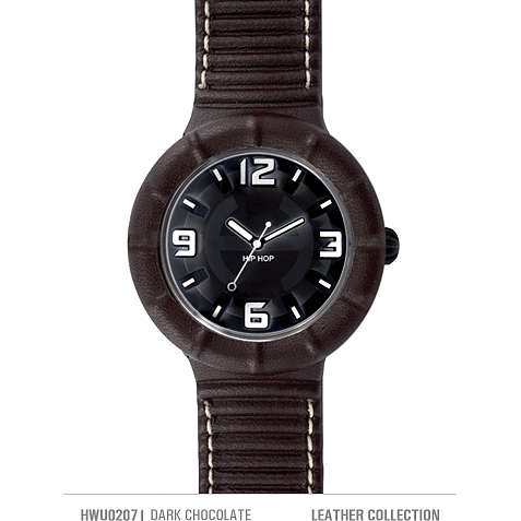 orologio solo tempo unisex Hip Hop HWU0207