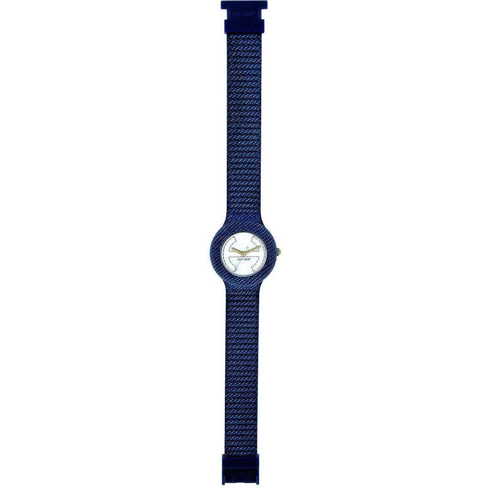 orologio solo tempo unisex Hip Hop Jeans HWU0293