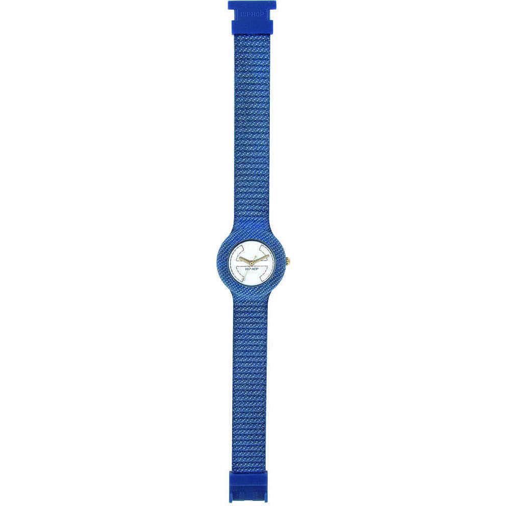 orologio solo tempo unisex Hip Hop Jeans HWU0294