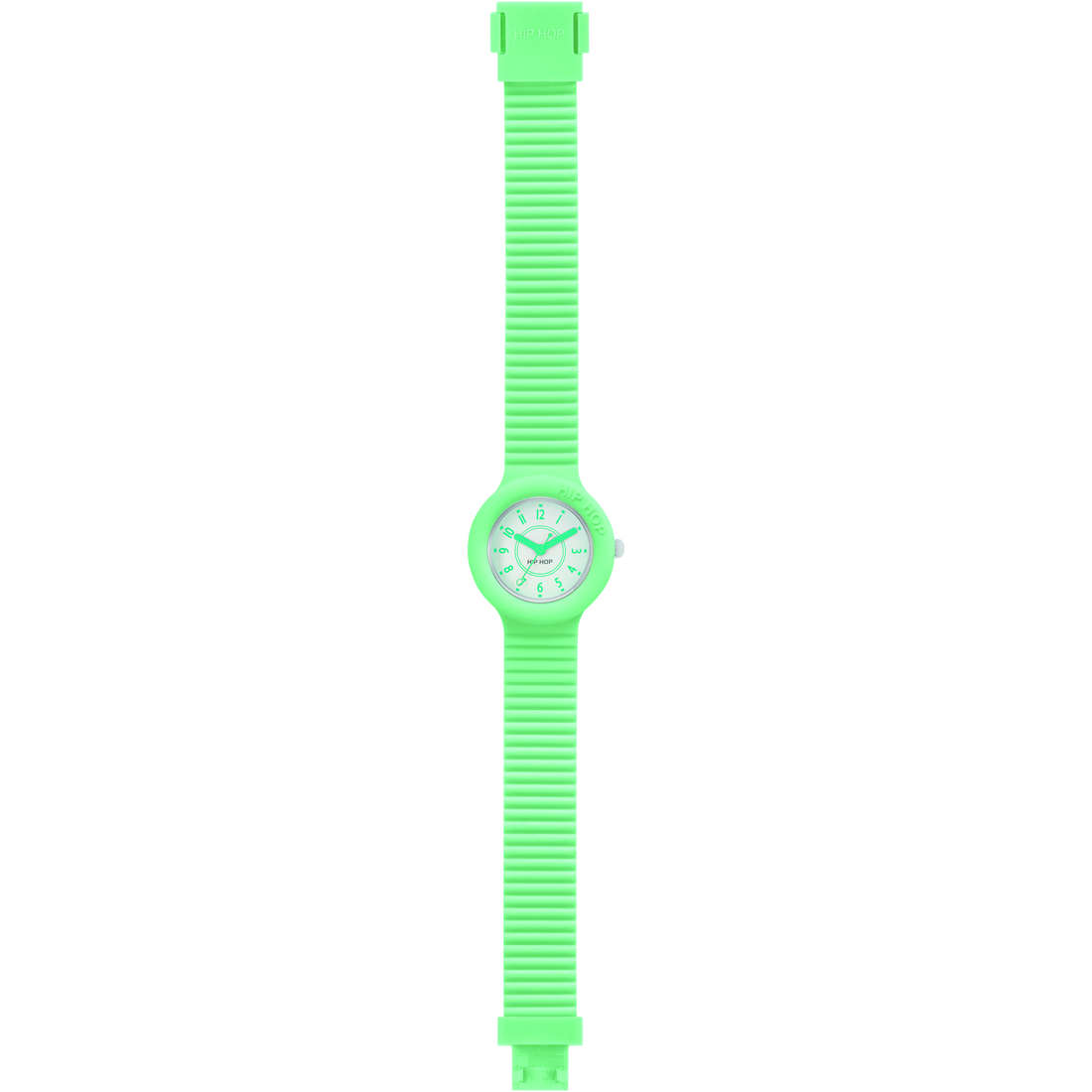 orologio solo tempo unisex Hip Hop Numbers Collection HWU0633