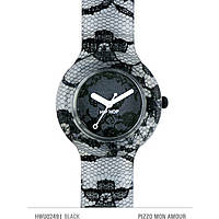 orologio solo tempo unisex Hip Hop Pizzo HWU0249