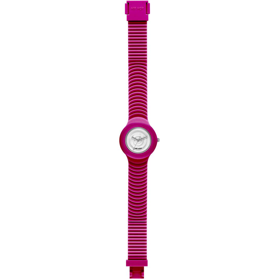 orologio solo tempo unisex Hip Hop Sensoriality HWU0651