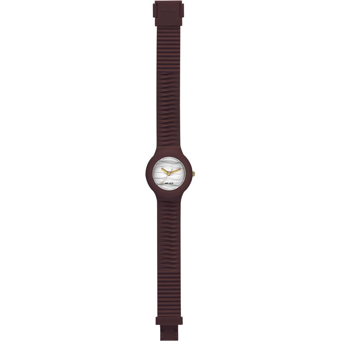 orologio solo tempo unisex Hip Hop Sensoriality HWU0655