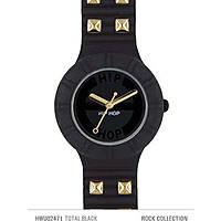 orologio solo tempo unisex Hip Hop Studs HWU0247