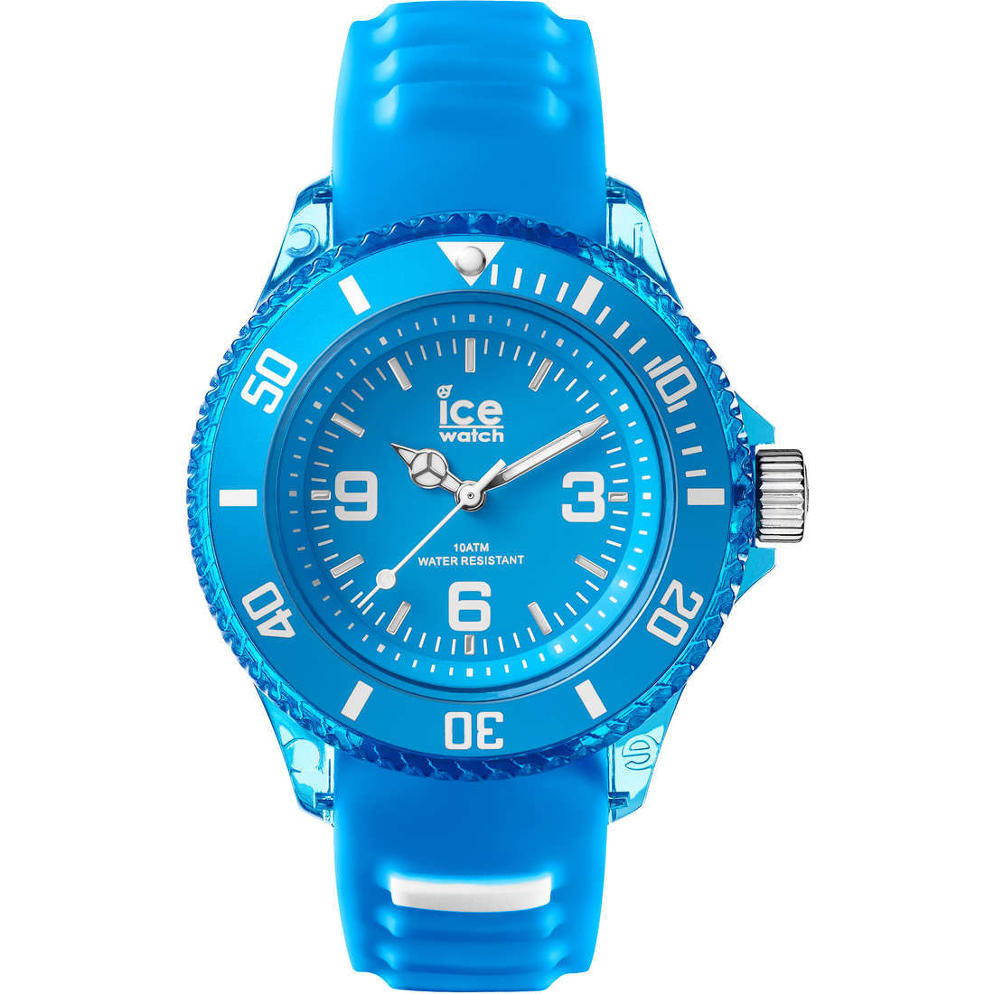 orologio solo tempo unisex ICE WATCH Ice Acqua IC.AQ.MAL.S.S.15