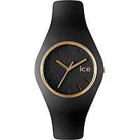 orologio solo tempo unisex ICE WATCH Ice Glam ICE.GL.BK.U.S.13