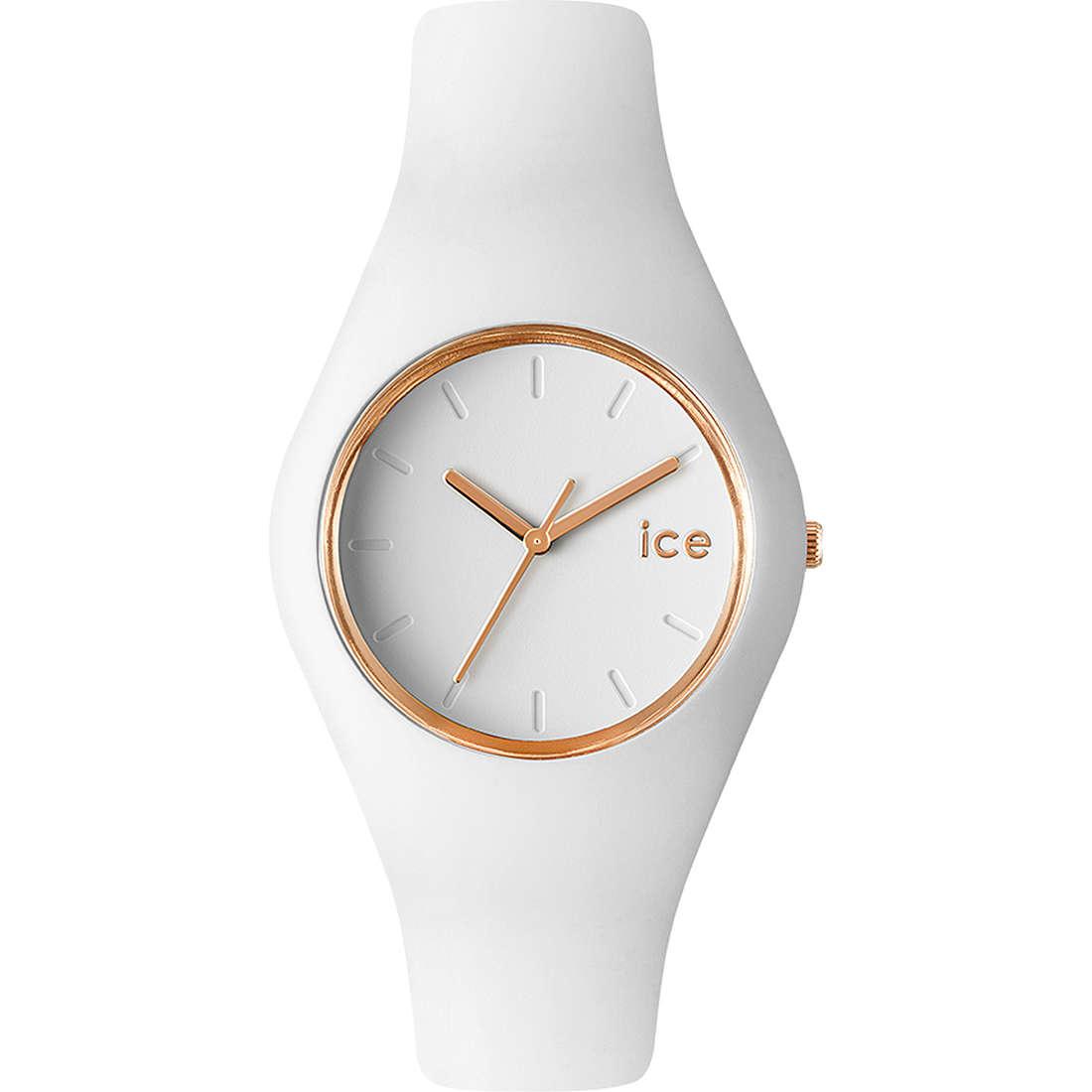 orologio solo tempo unisex ICE WATCH Ice Glam ICE.GL.WRG.U.S.14