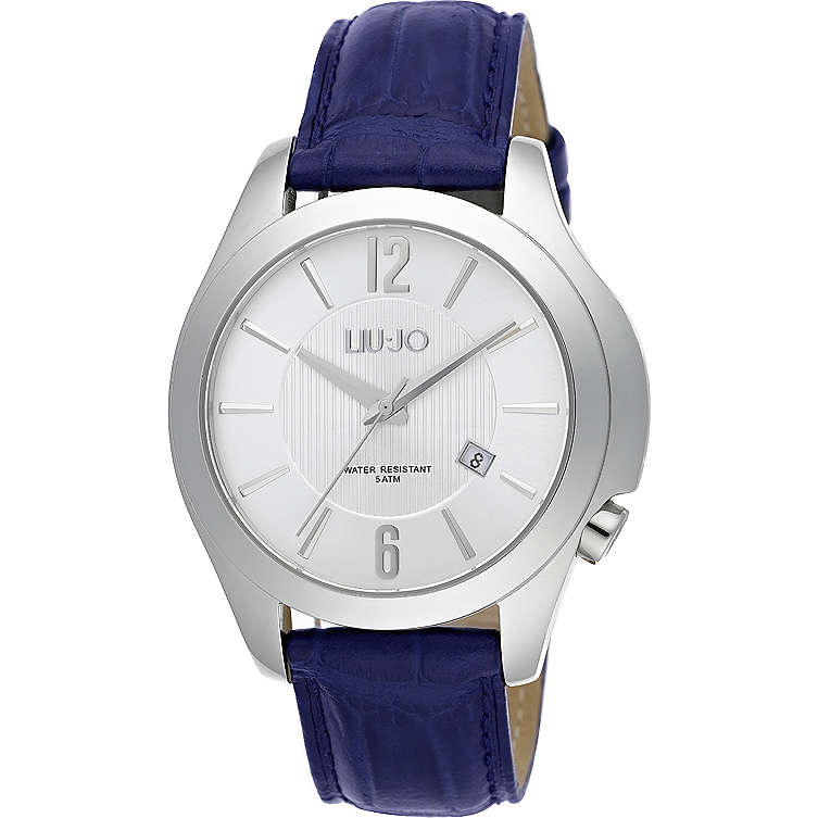orologio solo tempo unisex Liujo Man Collection TLJ961
