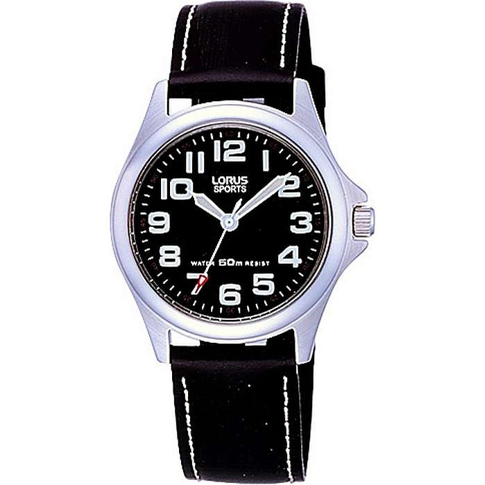 orologio solo tempo unisex Lorus RRS53LX9