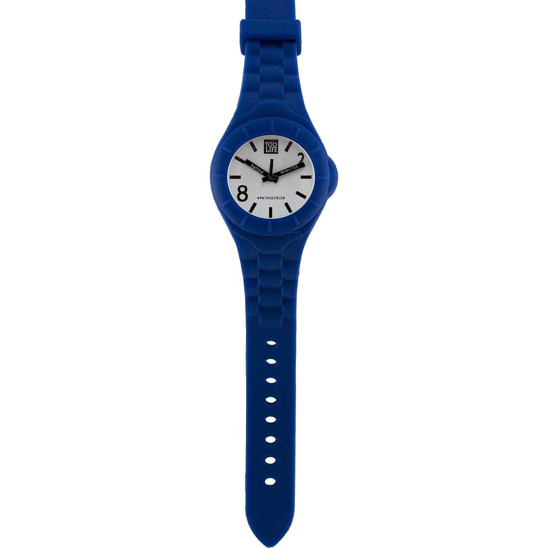 orologio solo tempo unisex Too late Mash-up M004B