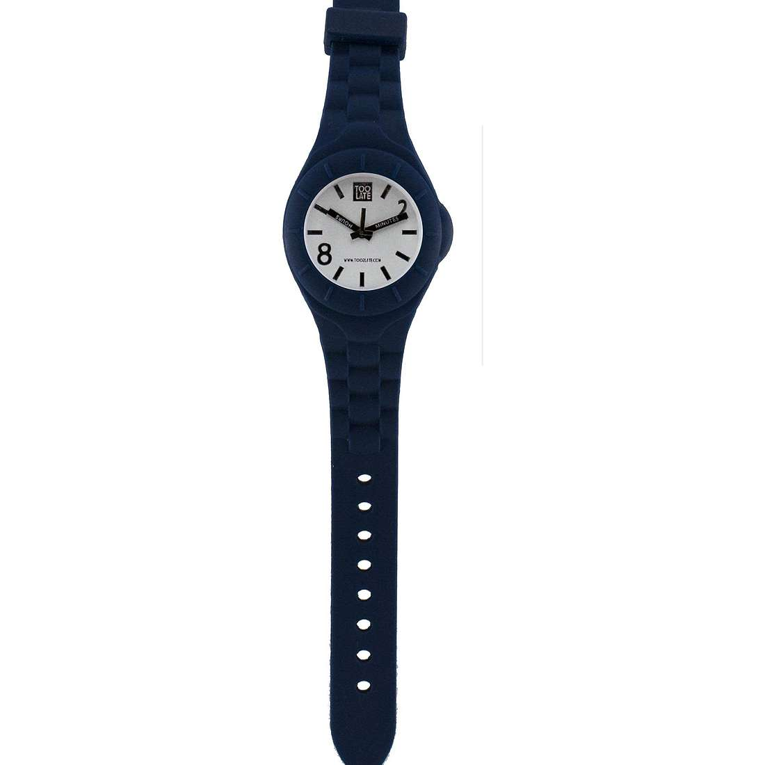 orologio solo tempo unisex Too late Mash-up M005B