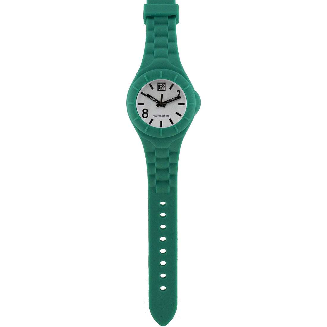 orologio solo tempo unisex Too late Mash-up M007B