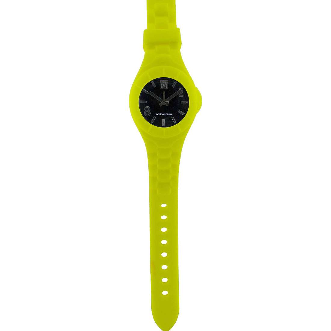 orologio solo tempo unisex Too late Mash-up M009N