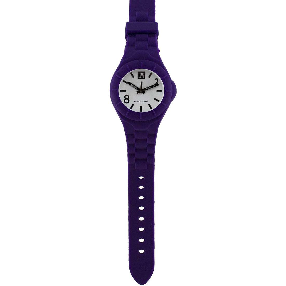 orologio solo tempo unisex Too late Mash-up M015B